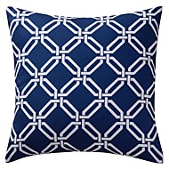 Modern Geometric Polyester Decorative Pillow Cover