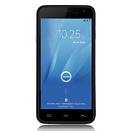 "DOOGEE VOYAGE DG310 5.0 "" Android 4.4 Smartphone 3G (Chip Duplo Quad Core 5 MP 1GB + 8 GB Preto / Branco)"