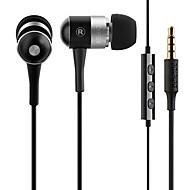 auriculares h285i Edifier cable de 3,5 mm en el bajo control de volumen del canal auditivo para el iphone 6 / iphone 6 más