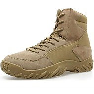 ESDY SEAL Tactical High-Top Anti-fur Shoes Men`s Outdoor Hiking Jungle Desert Seismic Buffer Shoes