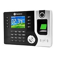 Realand Network Fingerprint Attendance Machine+USB、TCP/IP Communication A-C071