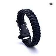la survie de l'évasion de lureme® au bracelet cordon sifflet