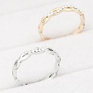 personalidad dulce anillos ol rhinestone manera coreana (más colores)