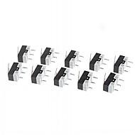 Mikroschalter für die Elektronik diy 125v / 1a (10 Stück pro Packung)