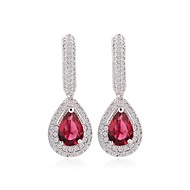 Drop Earrings Women's Cubic Zirconia Earring Cubic Zirconia