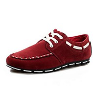 Men's Shoes Casual Canvas Fashion Sneakers Black/Blue/Brown/Green/Red