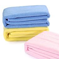carsetcity micro tyg handduk trippel m storlek 3 st / pack (flera färger)