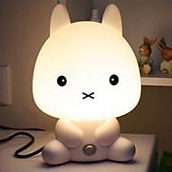 20w lapin malin bande dessinée mignonne petite lampe de table 220v