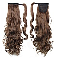Awe Inspiring Synthetic Ponytail Deep Wave Ponytail 55 Gram Quantity 5024465 Hairstyles For Women Draintrainus