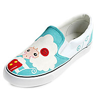 Girls' Shoes Comfort Flat Heel Canvas Fashion Sneakers Shoes available