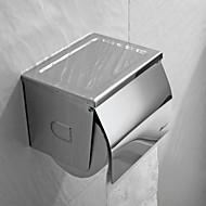 """Držák na toaletní papír / Koupelnové gadgety / Chrom / Jiné /13×10×10cm (5.1""""×3.9""""×3.9"""") /Nerez /Moderní /13cm(5.1"""") 10cm(3.9"""") 0.46kg"""
