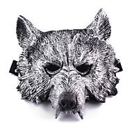 Halloween-Masken / Masken Wolf-Kopf Festival Versorgung For Halloween / Maskerade 1Pcs