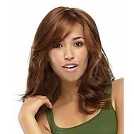 European and American Fashion New Long Hair Light Brown Hair Wig