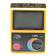 digitális szigetelésmérővel berendezés vagy szigetelés teszter LCD kijelző