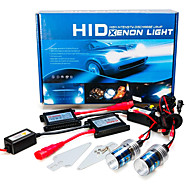 12V 55W H3 AC Hid Xenon Conversion Kit 6000K