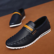 Men's Shoes Outdoor/Athletic Loafers Black/Blue/White