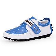 דמוי עור - BOY - קומפורט/בוהן עגולה/בוהן סגורה - נעליים אופנתיות