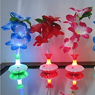 3 - (W) - Kleurveranderend - Batterij - Waterdicht - Nacht Lampen V)