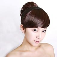 Nowa specjalna obręcz włosy peruka huk zmodyfikowane twarzy
