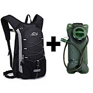 WEST BIKING® Outdoor 12L Polyester Waterproof Breathable Insulation Layer With Water Bag Bicycle Shoulder Backpack
