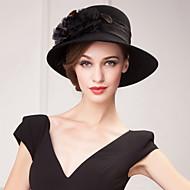 upea villa hyvät häät / puolue / ulkoilu makea hattu kukka (lisää värejä)