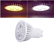 1 pcs GU10 12W 4X High Power LED 96LM 2800-3500/6000-6500K Warm White/Cool White Spot Lights AC 85-245V