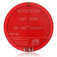 geeetech kerek nyák heatbed a delta Rostock mini 3D nyomtatók (12V)