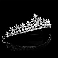 Women/Flower Girl Alloy Crown Headbands Wedding/Party Headpiece