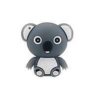 bonito modelo koala usb 2.0 memória suficiente pen drive flash de vara 4gb