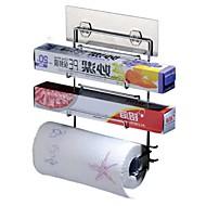 מחזיק נייר טואלט / מחמם מגבות / כרום / התקנה על הקיר /23.4*7.8*28.1cm /פלדת אל חלד 211# /מודרני /23.4cm 7.8cm 0.57