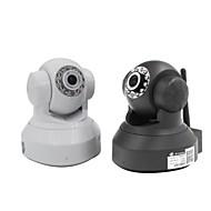 besteye® PTZ inomhus mini IP-kamera 720p rörelse trådlös detektering (64gb kort)