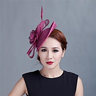 Women Wedding Party Sinamay Feather Fascinators SFC12341