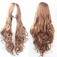 cosplay marrone moda must-have parrucca di capelli ragazza di alta qualità capelli ricci