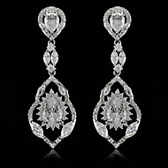 Hot Sale Vintage Style Crystal  Women Earrings Jewelry Wholesale