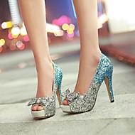 Women's Shoes Stiletto Heel Peep Toe Pumps Dress Shoes More Colors Available