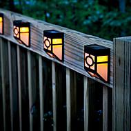 Retro Solar LED Wall Light Tuin Verlichting