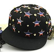 Unisex Canvas/Cotton Baseball Cap , Casual All Seasons