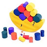 Wood Moon Balancing Game Educational Toy
