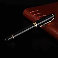 0.5mm Black Metal Writing Fountain Pen