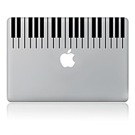 klaver design dekorative hud sticker til MacBook Air / pro / pro med retina display