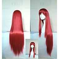 стильный парик косплей 18 дюймов длинные прямые синтетические волосы анимированные парики девушки мультфильм парики парики партии