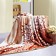 Warm Blanket Printed Fleece 200cmx230cm