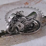 μοτοσικλέτα μπρελόκ 3D μοντέλο προσομοίωσης κλειδί μοτοσικλέτα αλυσίδα δαχτυλίδι