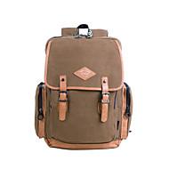 13'' Fashion Bag Canvas Backpack Travel Bag Computer Bag