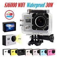 "pannovo sj6000 2 ""12,0 MP wi-fi CMOS 1080p Full HD udendørs sport digitalt videokamera (assorteret farve)"