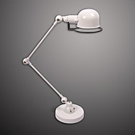 MAX 40W Traditional/Classic Desk Lamps , Feature for Swing Arm , with Painting Use On/Off Switch Switch
