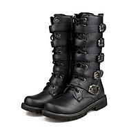Men's Shoes Casual Boots Black