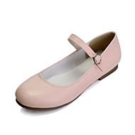 Sapatos de Dança(Preto Rosa Branco Amêndoa) -Feminino-Personalizável-Balé