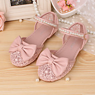 Girls' Shoes Dress Comfort Round Toe Lace Sandals More Colors available
