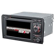 להתכווץ 6.2inch סטריאו לרכב נגן DVD לרכב 2 דין 6.0 לA3 עם 1080p המוזיקה lossess תמיכת מפת GPS מעבד 1.2G